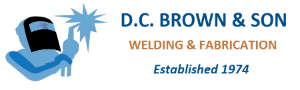 DC BROWN & SON Logo