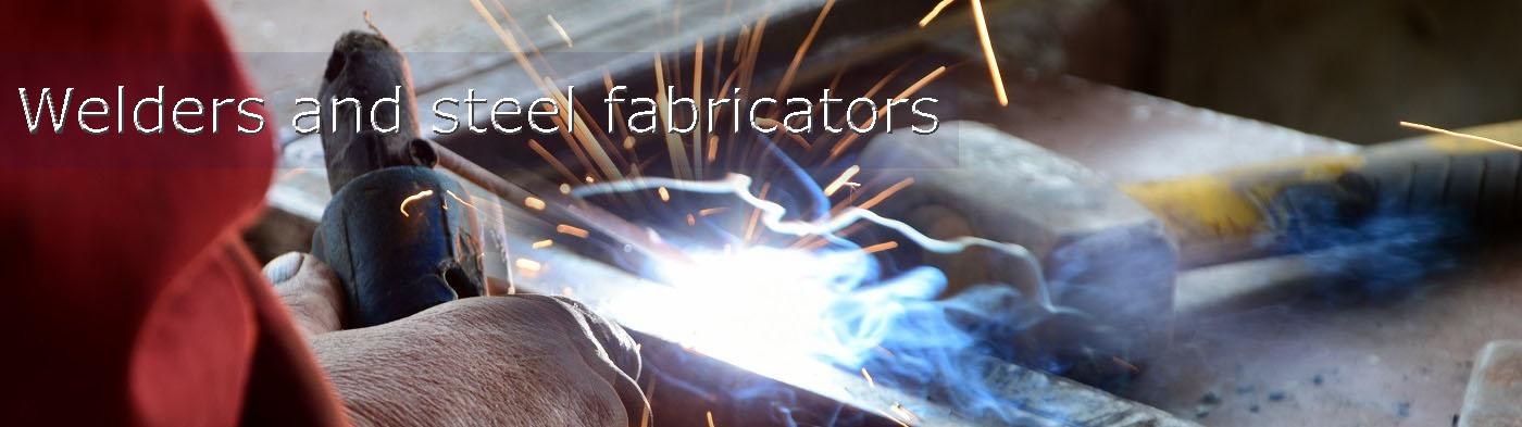 Welders and steel fabricators Ashford Kent